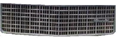 FRONT GRILL, 74 CAPRICE, USED, EXC IMPALA