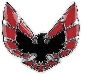 FENDER & ROOF (BIRD) EMBLEM, NEW