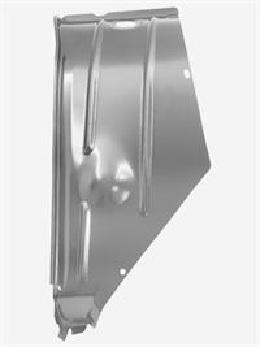 COWL SIDE OUTER PANEL, RIGHT, NEW, 66-67 NOVA