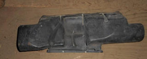 DASH AC CENTER VENT DUCT ,UPPER, USED 68 CHEVELLE
