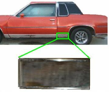 81-88 CUTLASS 442 EXTERIOR MOLDINGS & EMBLEMS – Chicago