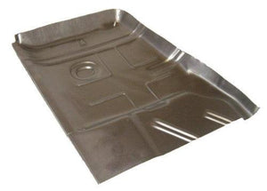 "FLOOR PAN, FRONT, 1/4 SECTION, LEFT, 27"" X 30"", NEW, 62-67 NOVA"