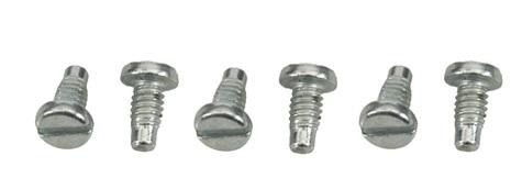 HEADLIGHT RETAINER SCREW KIT, 6 PIECES, NEW