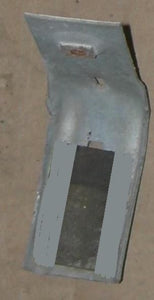 DOOR GLASS LOWER STOP, USED, 64-67 A-BODY, 62-67 NOVA