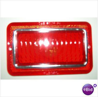 TAIL LIGHT LENS, 64 IM, SW, NEW, EA, FITS LH OR RH