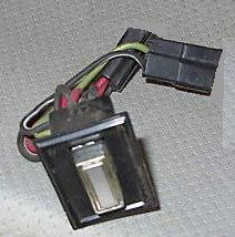 SUNROOF SWITCH, FACTORY, 73-77 A-BODY