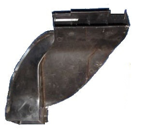 DASH VENT CENTER AC DUCT, NEW, 64-67 GTO
