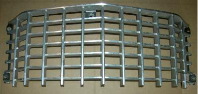 FRONT GRILL, 73-76 T-BIRD, FORD, USED