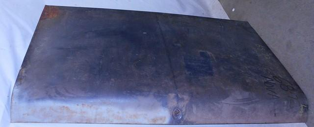 TRUNK LID, 68-74 NV, USED