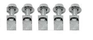 TAILLIGHT MOUNT STUD  W/NUT 5 PCS KIT, NEW
