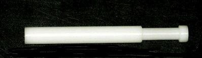 KICKDOWN SWITCH ROD ,WHITE PLASTIC 67-9 FB 64-5 GTO GP