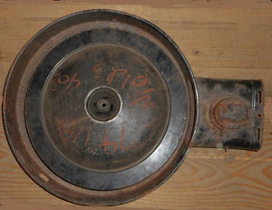 AIR CLEANER ,FOR SHAKER USED, 73-76 TRANS AM, 74 GTO