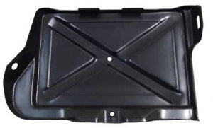 BATTERY TRAY, NEW, 68-72 GTO LEMANS, 69-72 GRAND PRIX