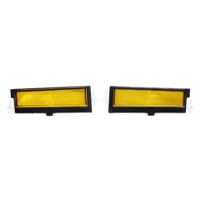 FRONT MARKER LIGHTS, PAIR, NEW, 81-88 MONTE CARLO