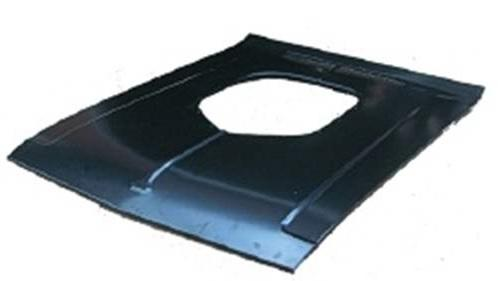 SHAKER HOOD PANEL, STEEL, NEW, 70-74 CHALLENGER