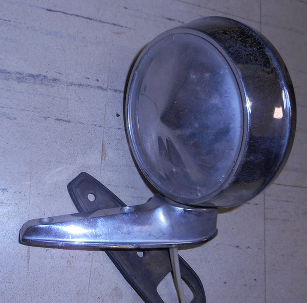 DOOR MIRROR, REMOTE USED, LEFT, 67 IMPALA