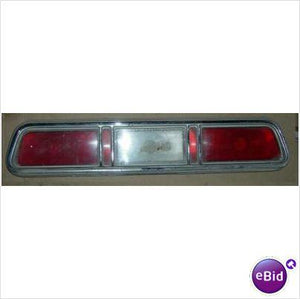 TAIL LIGHT ASSEMBLY, 67 IMPALA BELAIR, USED