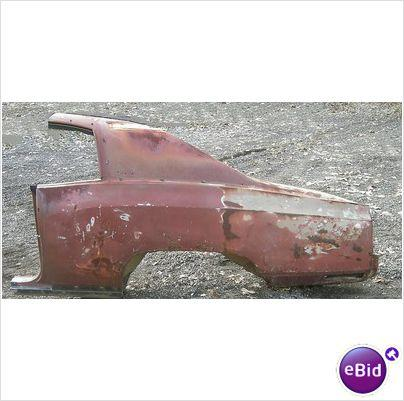 QUARTER PANEL, LEFT, 70-2 MONTE CARLO, USED