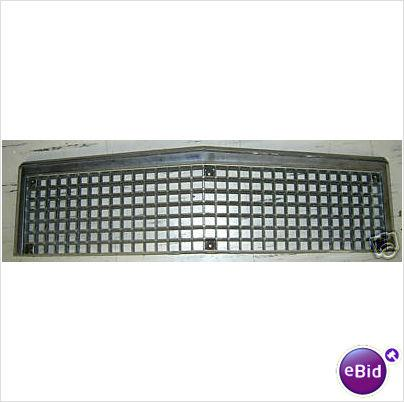 FRONT GRILLE, 78 MONTE CARLO, USED