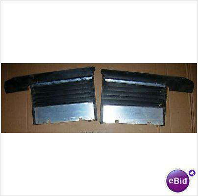 QUARTER TRIM PANELS, 64 STARFIRE, CONVERTIBLE, INSIDE