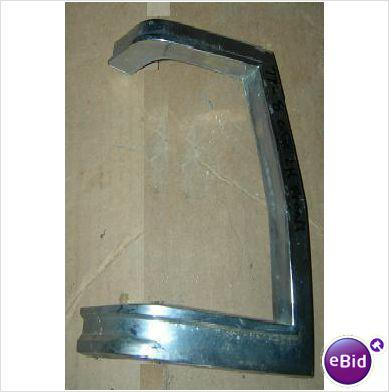 FRONT FENDER EXTENSION MOLDING, 77 CAPRICE