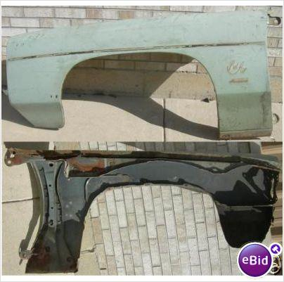 FENDER, LEFT, 74-5 IMPALA BELAIR, NICE, USED