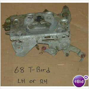 DOOR LOCK LATCH, 68-9 FORD THUNDERBIRD