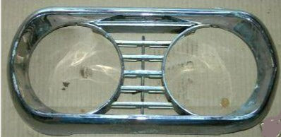 HEADLIGHT BEZEL, 63 LESABRE ELECTRA 225, USED,  LH