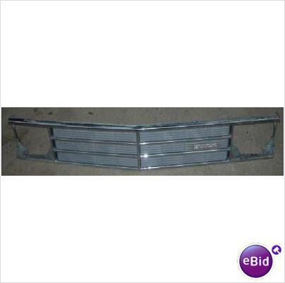 FRONT GRILLE, 78-9 BUICK CENTURY, NICE, USED