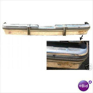 REAR BUMPER, 80-4 DELTA REGENCY, USED