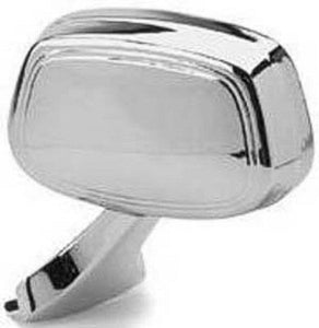 DOOR MIRROR ,LEFT NEW CHROME, 80-90 CAPRICE LESABRE DELTA 98 PARISIENNE