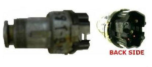 IGNITION SWITCH, USED, 68-69 FORD