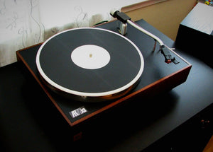 Way Excellent II Turntable Mat - Herbie's Audio Lab