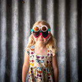 Girls Sunglasses Pinafore/ Jumper