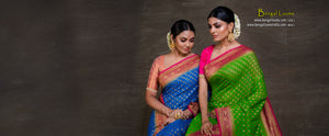 Bengal Looms India - Latest Sarees Online