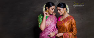 Bengal Looms India - Sarees Online