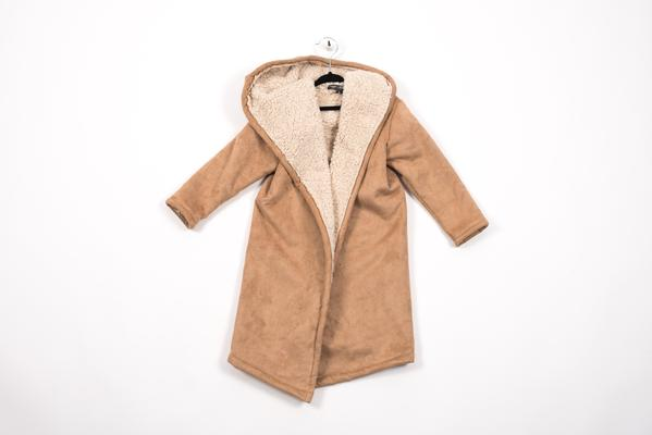 Adult - Vegan Oversized Cardi Coat