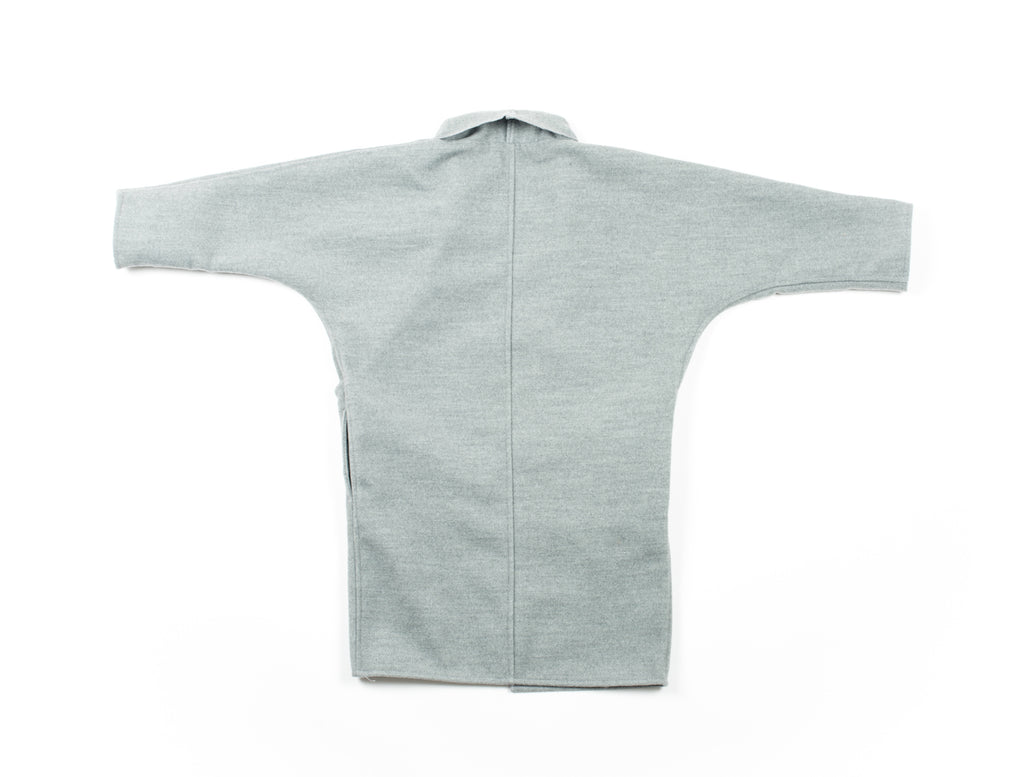 Harper Coat - Grey