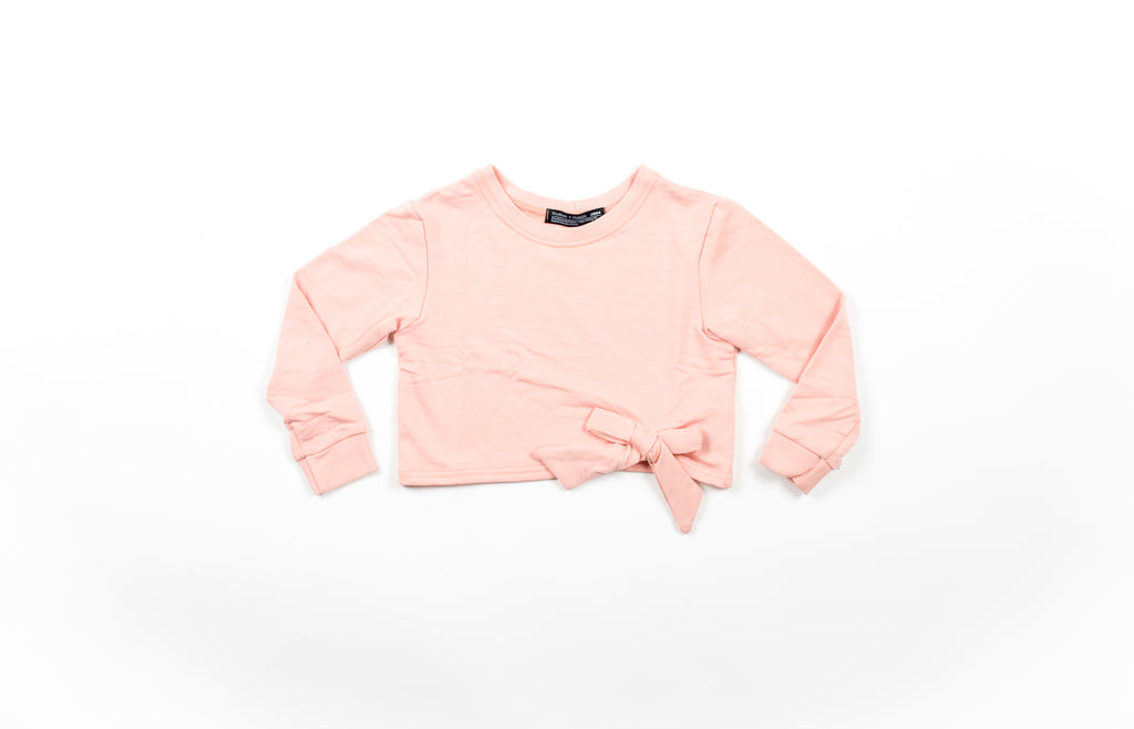 Isabella Sweatshirt - Mellow Rose