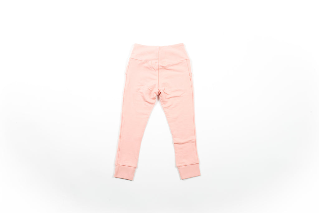 Isabella Sweatpant - Mellow Rose