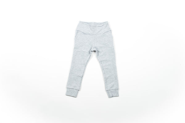 Isabella Sweatpant - LT Grey Mix
