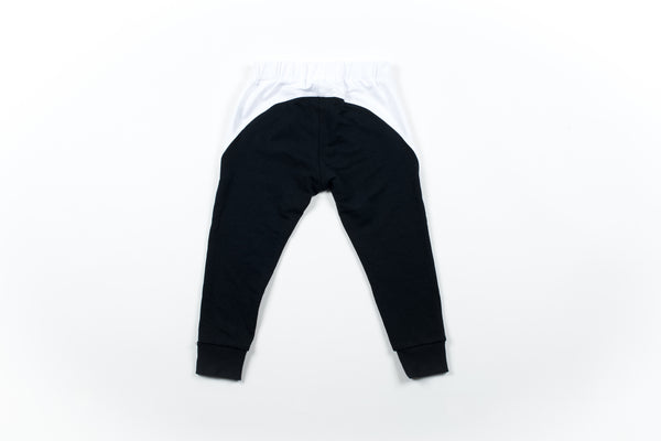 Hudson Two-Tone SweatPant