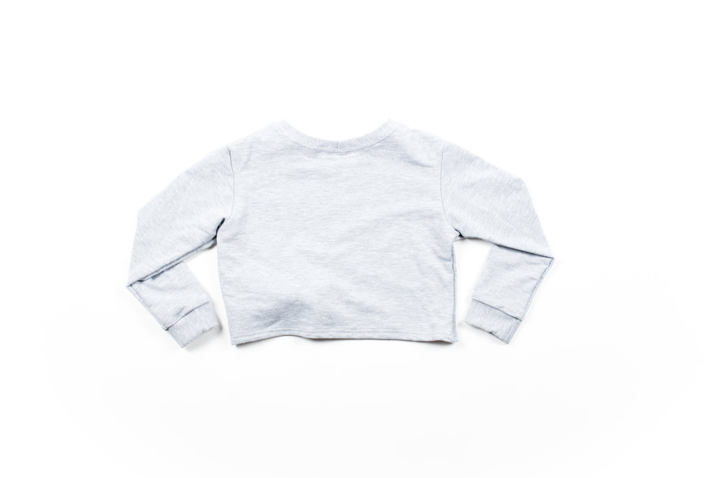 Isabella Sweatshirt	LT - Grey Mix