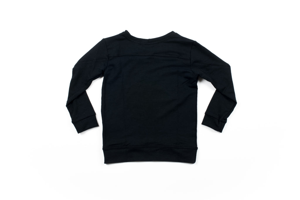 Hudson Sweatshirt - Black