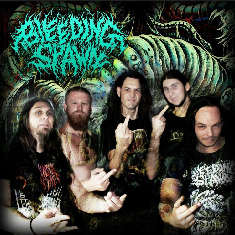 Bleeding Spawn Band