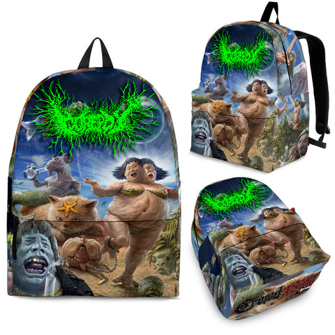 Official Gorepot A Friend With Weed Is A Friend Indeed Slampack - Crowdkill Apparel Death Metal Deathcore Hardcore Slam Merchandise