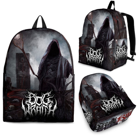 Official Bog Wraith All Hail Slampack - Crowdkill Apparel Death Metal Deathcore Hardcore Slam Merchandise