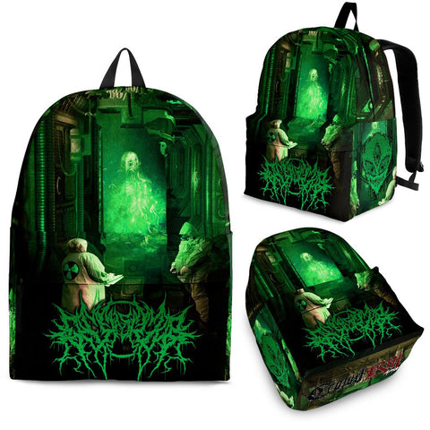 Official Gamma Sector Elements Of Contamination Slampack - Crowdkill Apparel Death Metal Deathcore Hardcore Slam Merchandise