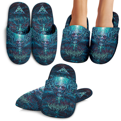 Official Vulvodynia Cognizant Castigation Slippers