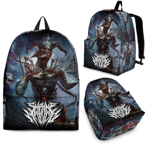 Official Shrine Of Malice Malignance Slampack - Crowdkill Apparel Death Metal Deathcore Hardcore Slam Merchandise